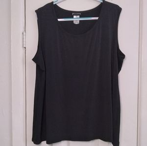 JMS stretchable sleeveless top